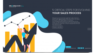 5 Critical Steps for Evolving Your Sales Process
