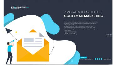 7 Cold Email Marketing Mistakes To Avoid