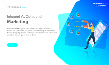 Inbound Vs. Outbound Marketing | PeaksLead