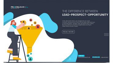 Lead vs Prospect vs Opportunity – The Difference