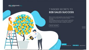7 Insider Secrets to B2B Sales Success