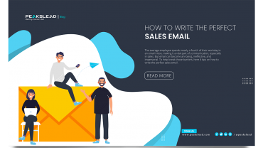 How To Write The Perfect Sales Email