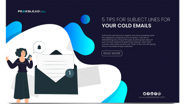 5 Tips for Subject Lines for Your Cold Emails