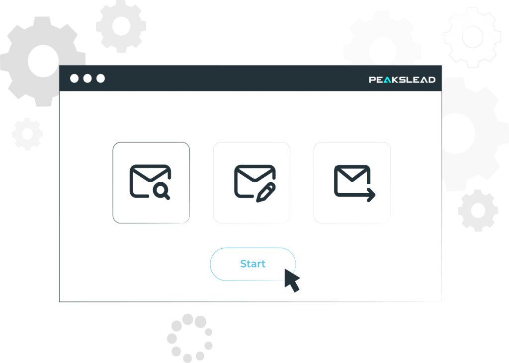 PeaksLead Email Automation Engagement