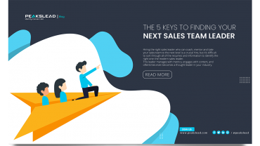 The 5 Keys to Finding Your Next Sales Team Leader