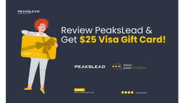 PeaksLead | Find leads and close deals
